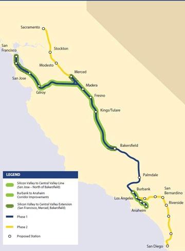 california high sd rail plan