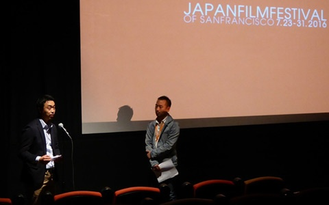 Japanese films at the 4th japan film festival of san francisco greeting by consul ichioka director of jicc for the screening of cinema kabuki nezumi kozo m4hsunfo